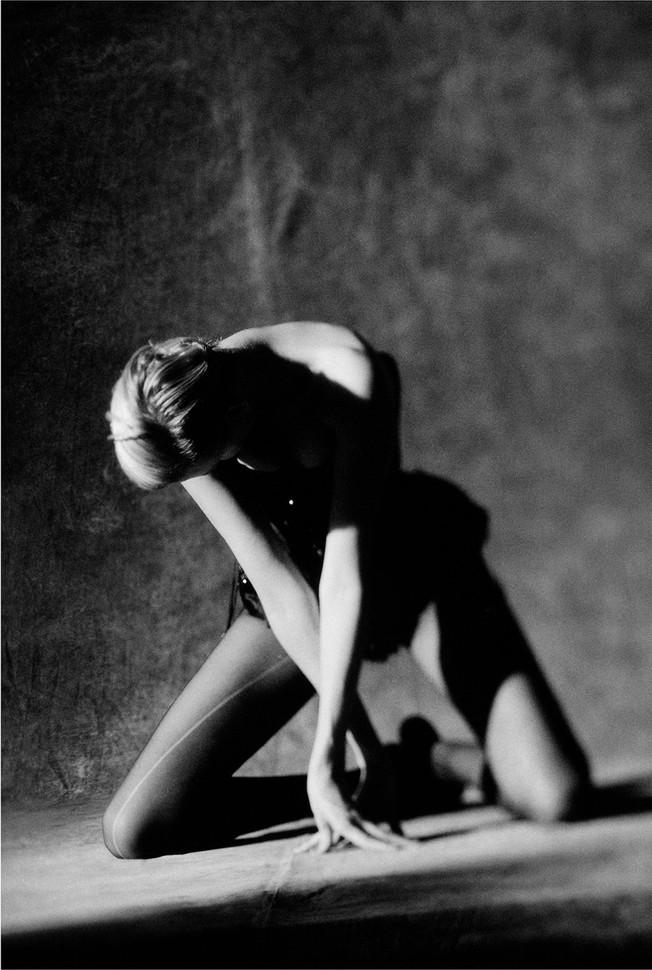 M le Monde - Nadja Auermann - 1996
