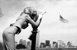 nina ricci new york avril 1995