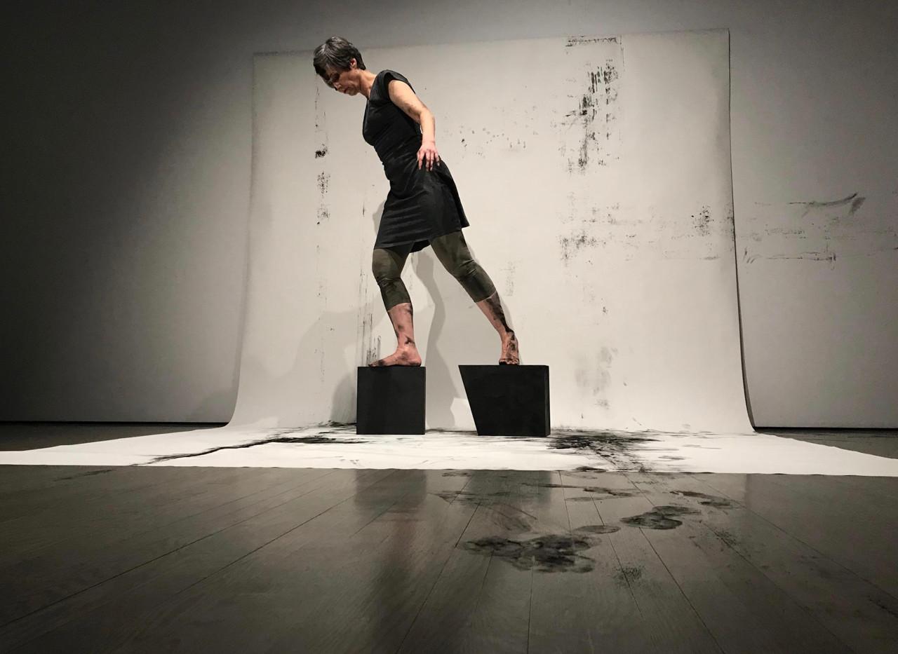 Untitled performance, 2019