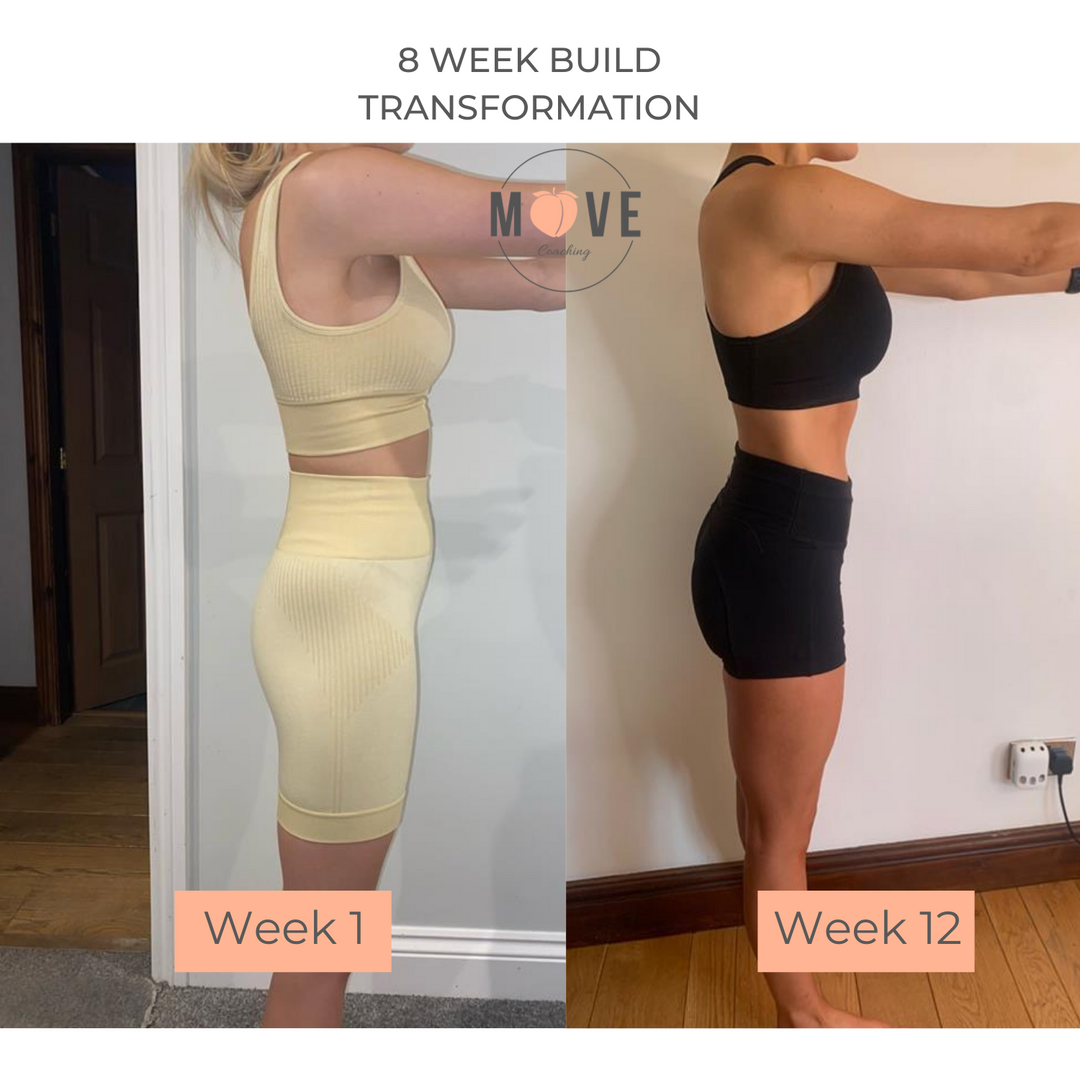 90 Day Glute Build Programme