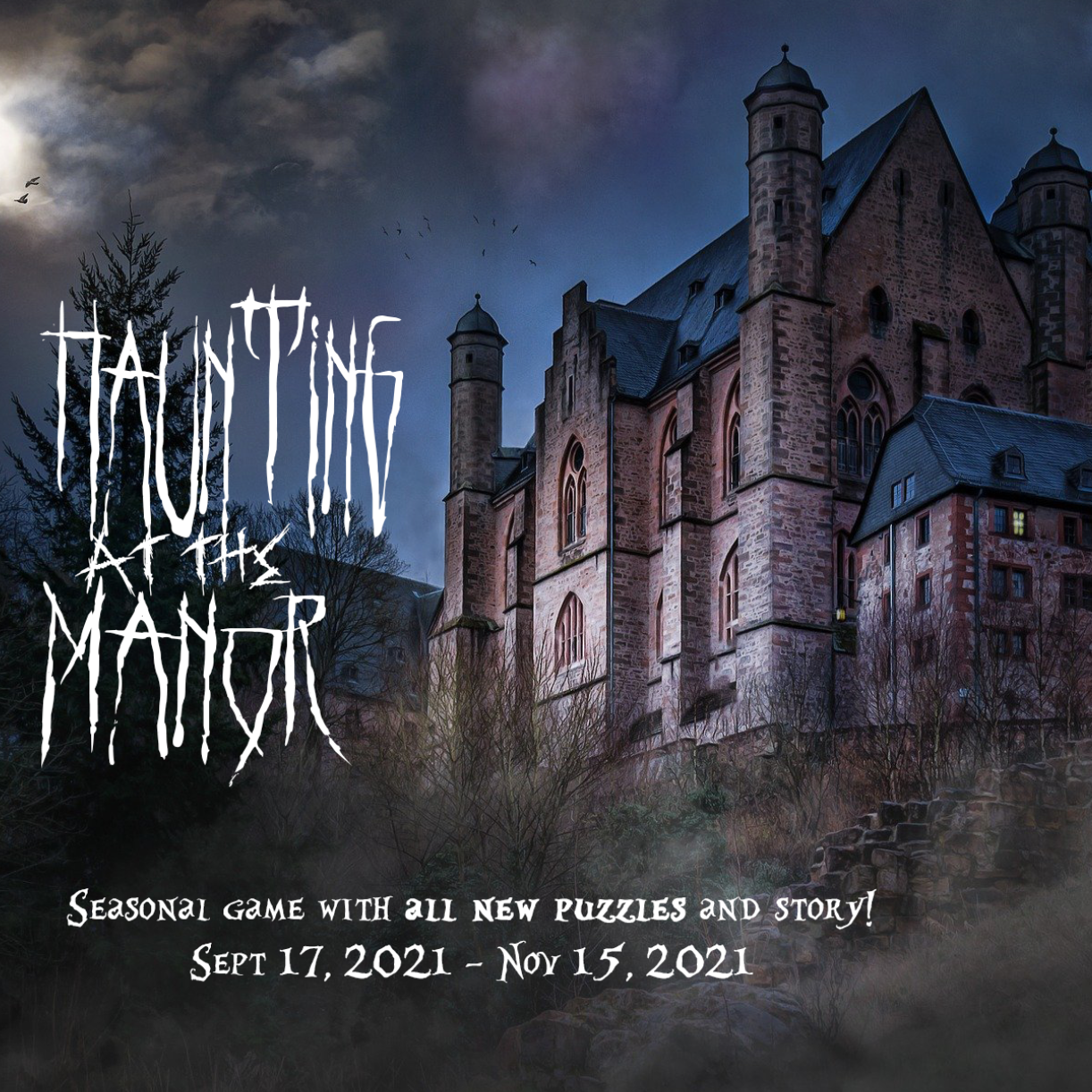 Haunting at the Manor
