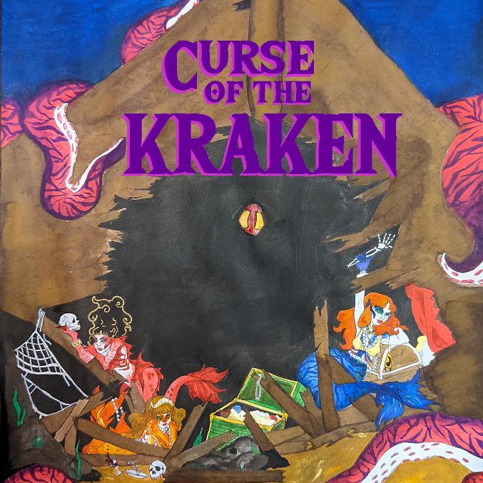 Curse of the Kraken