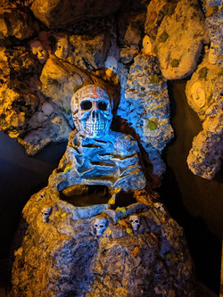 Skull Fountain