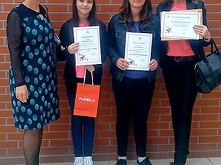 Победители в първото за България международно състезание по английски език Kangaroo Global Linguisti