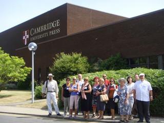 Спомени от Кеймбридж