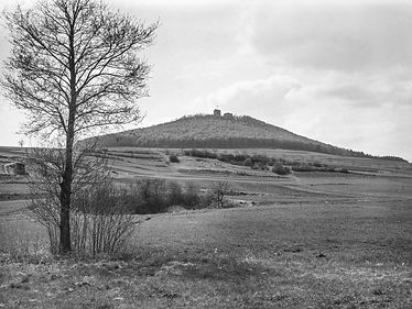 Weidelsburg von Ippinghausen aus
