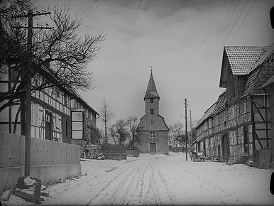 Evangelische Kirche Leckringhausen - © Bildarchiv Foto Marburg / Georg Textor - www.fotomarburg.de