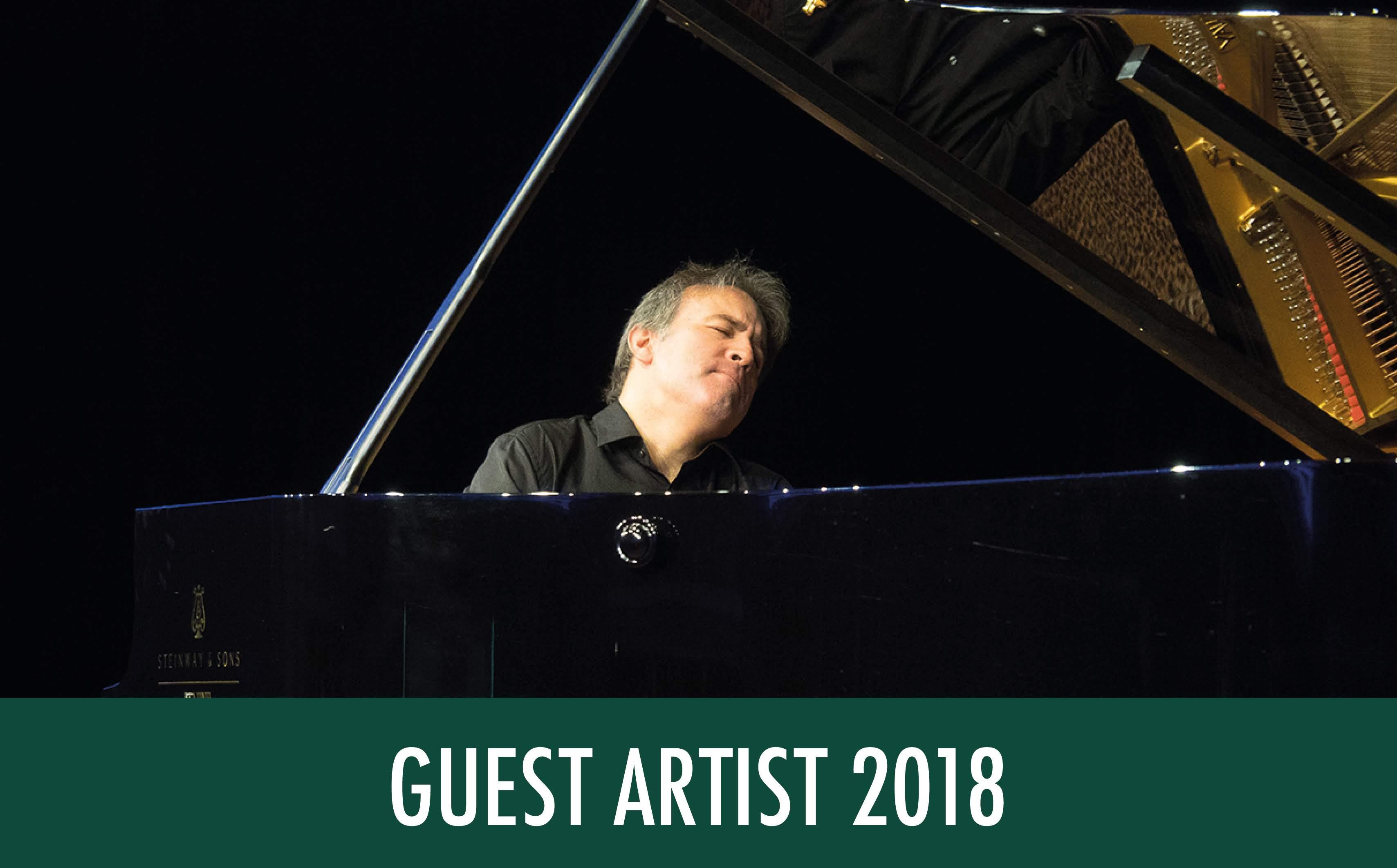 GUEST ARTISTS 2018