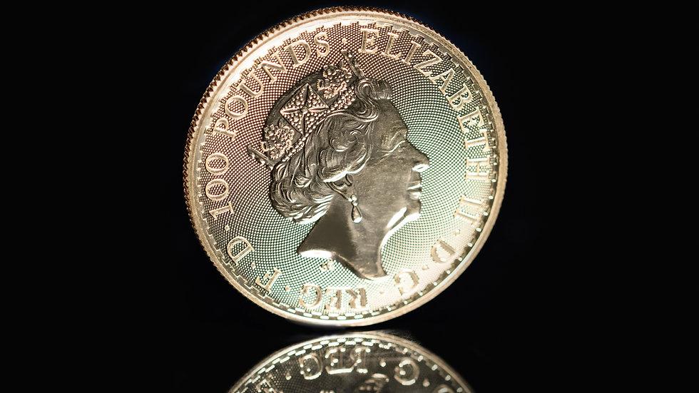 1oz Fine Gold Bullion Coin