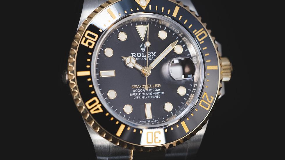 Rolex Seadweller 43 2019