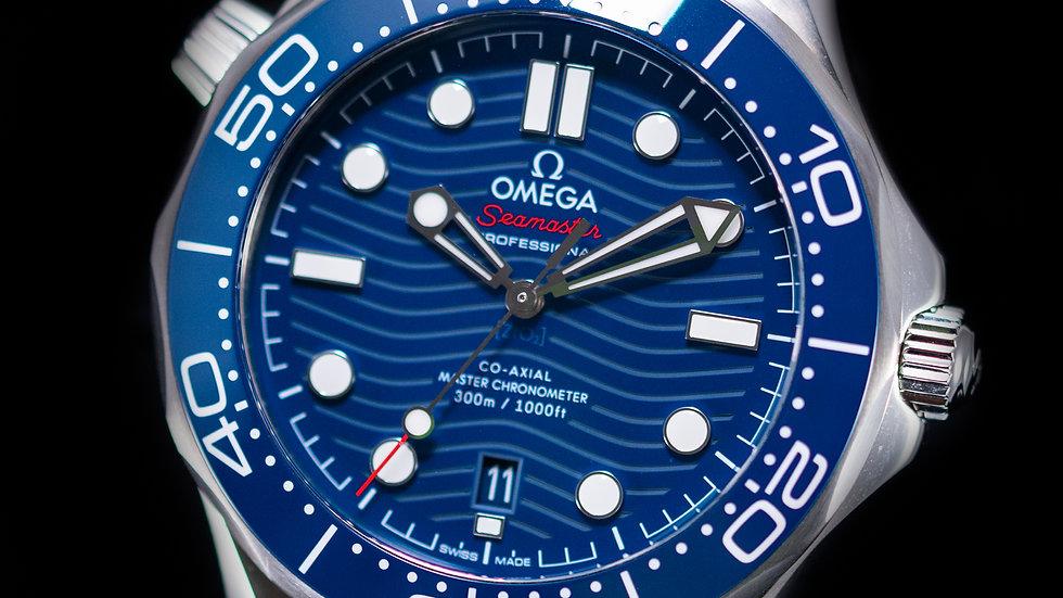 2021 Omega Seamaster Professional