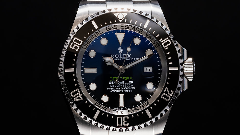 Rolex Seadweller Deepsea James Cameron