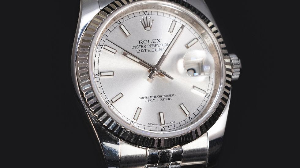 Rolex Datejust 36mm 2016