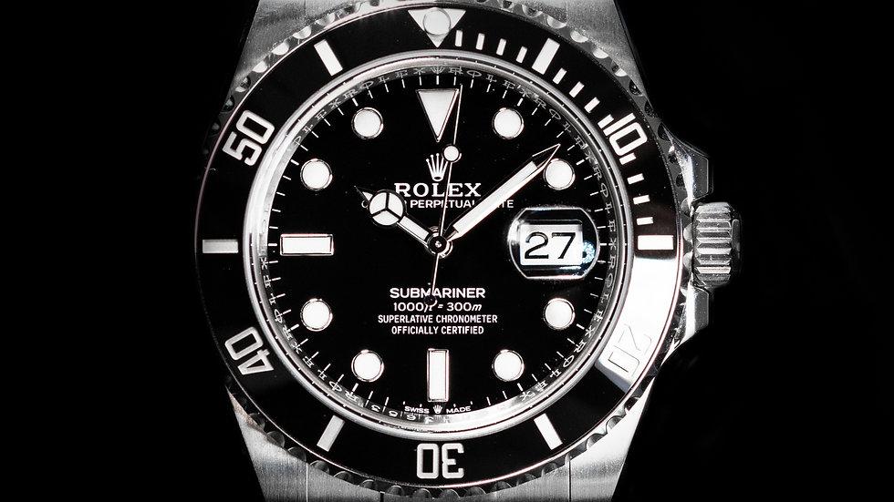 Rolex Submariner 2021