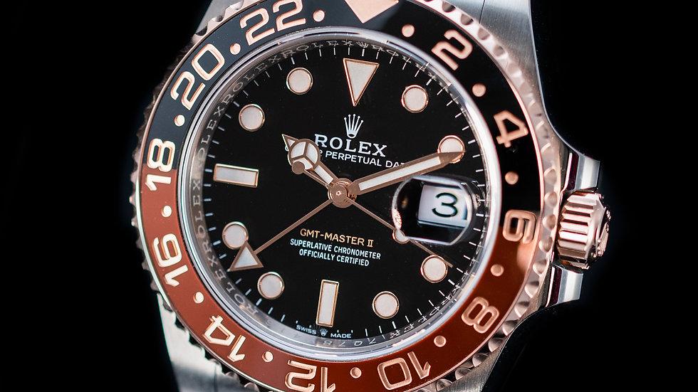 Rolex GMT Master II (Rootbeer) POA