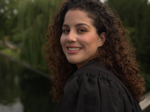 Meet Yomna Zentani, Libya | Master of Law, Clare Hall College