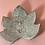 Thumbnail: Tree Leaf Plate (White)