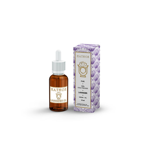 Cold Pressed Lavender Oil