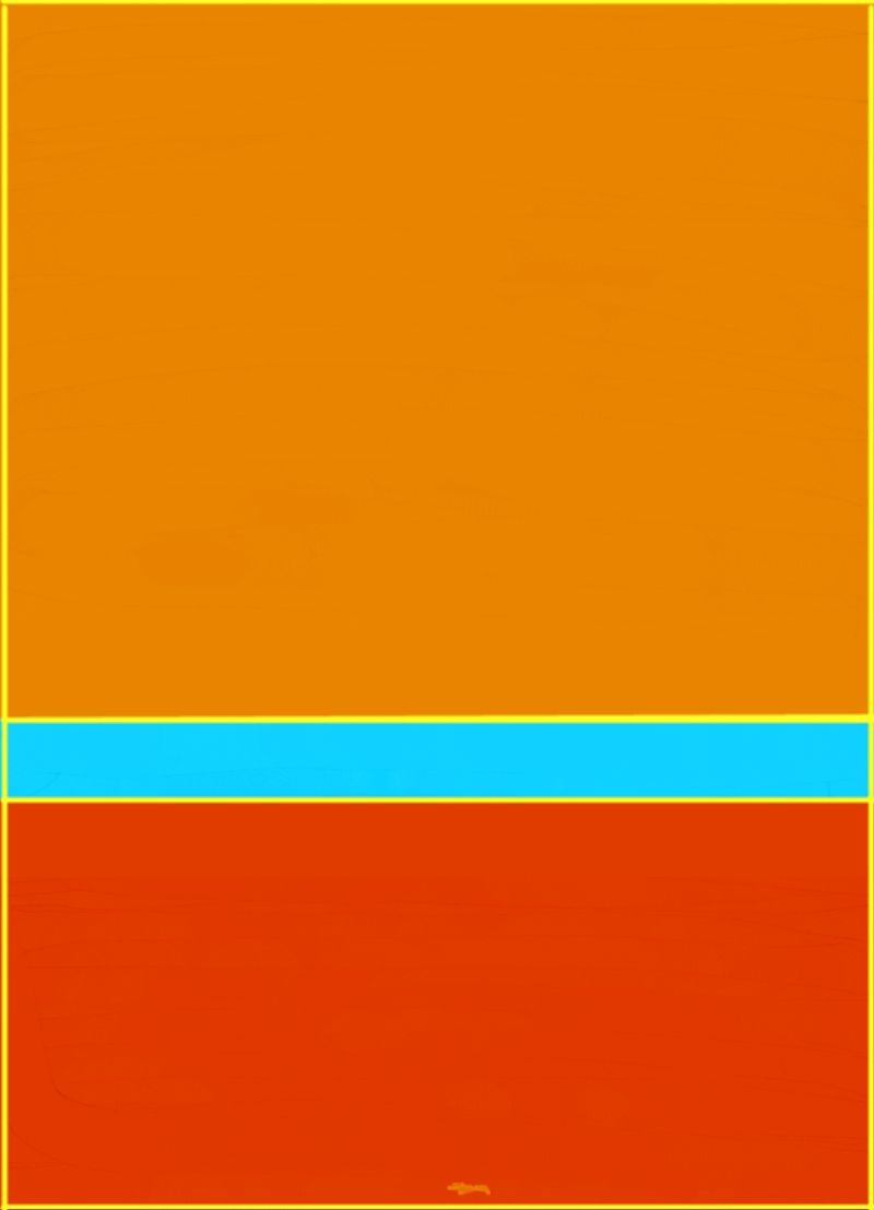 Power of Color 3 Sunny Seas Art