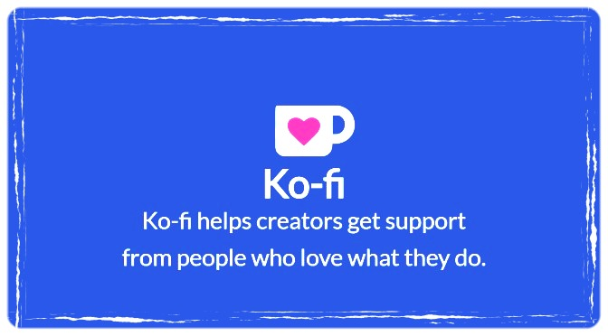Cup of coffee supporters, thank you!
