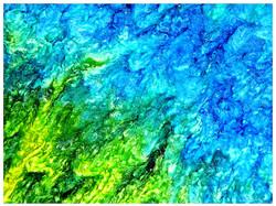 Blue Moon Provence Sunny Seas Art