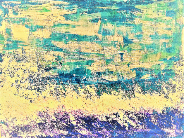 Spashing Sea 2