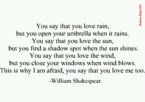 you say that you love by William Shakespear_edited