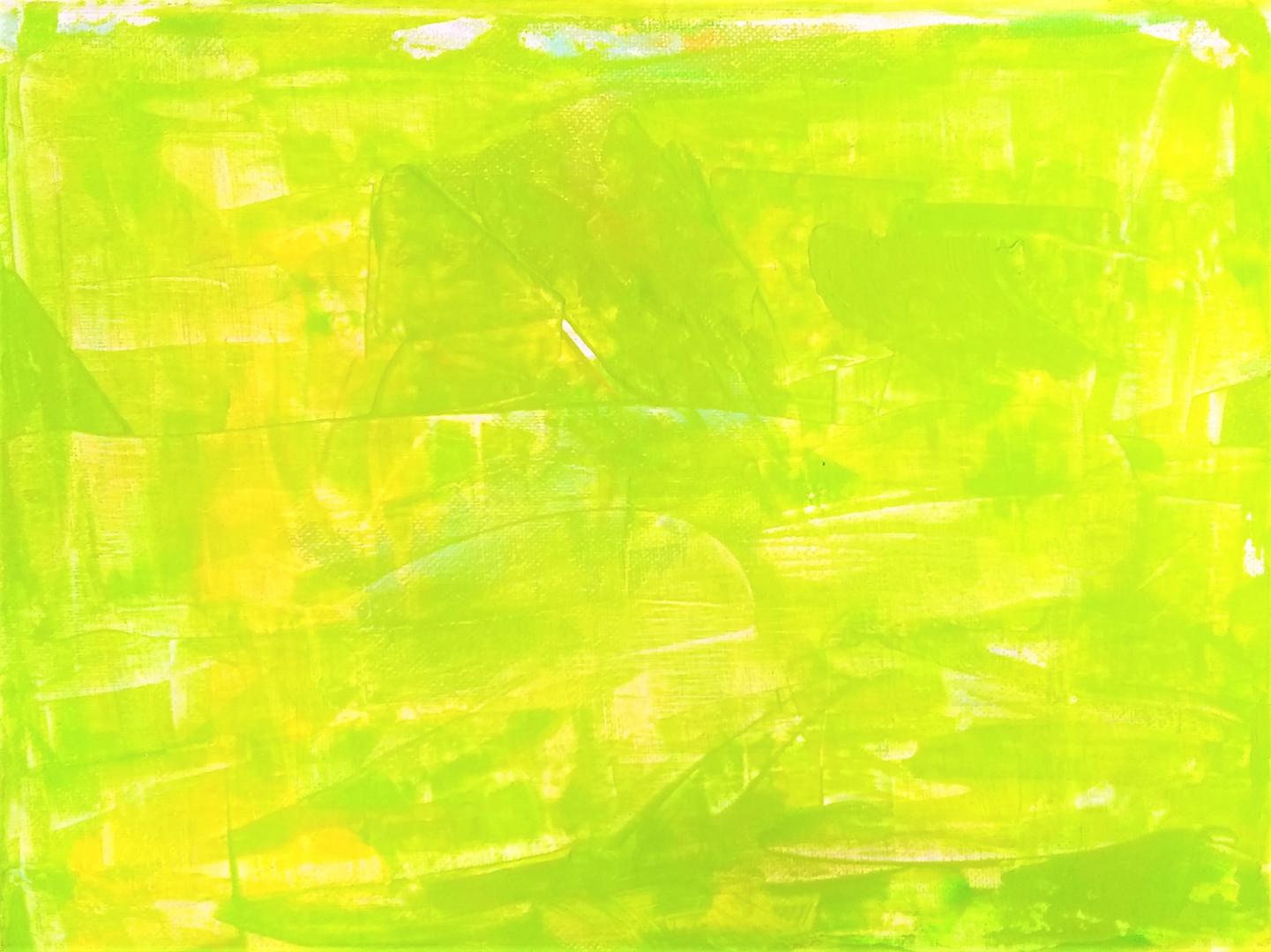 Green and Yellow Fun