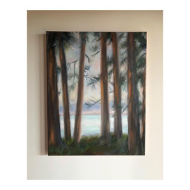 #8 Pine Shadows, available