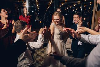 Свадьба Димы и Али