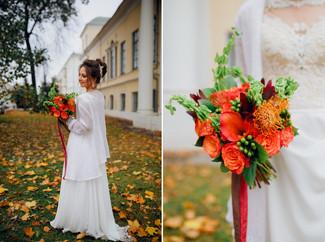 Невеста vs Холод