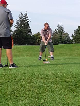 Social Enterprise: Golf Range