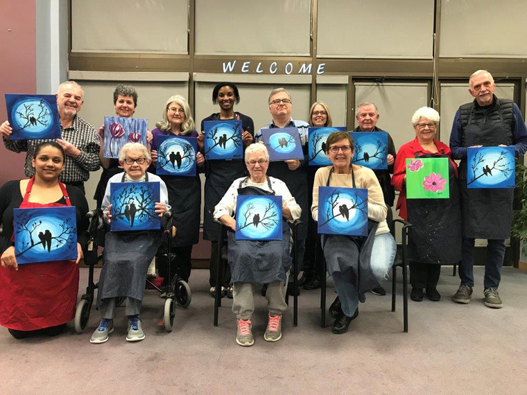 Provincial Seniors Active Living Centres