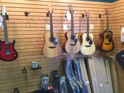 Student-line guitars