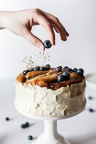 Yaban mersini Pasta