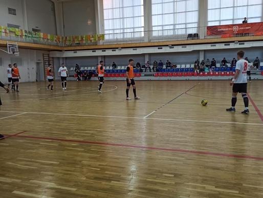 Состоялись очередные игры Чемпионата г.Тобольска по мини-футболу сезон 2020-2021.