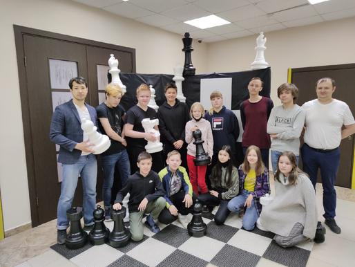 Соревнования по шахматам XXIV Спартакиады учащихся Тюменской области