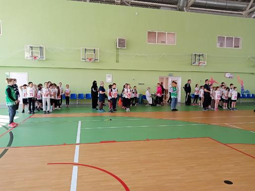 Многоборье ГТО среди начальных классов