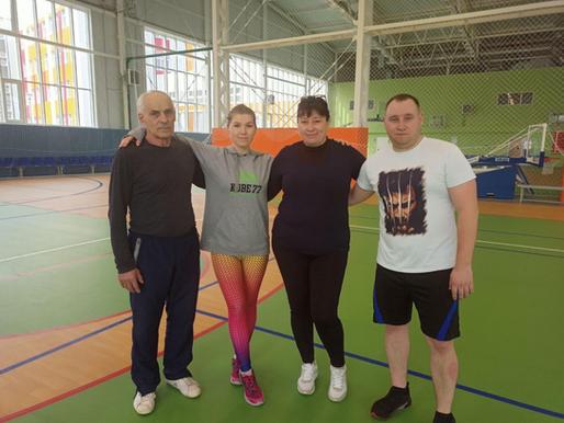 Финальные встречи спартакиады трудовых коллективов по волейболу