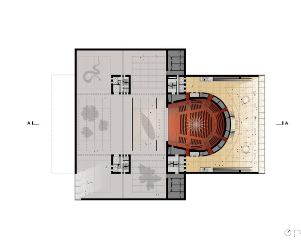Opera Hall Plan