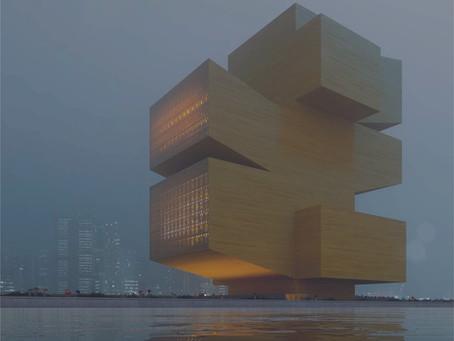 3rd Place Winner: Shenzhen Opera House International Competition