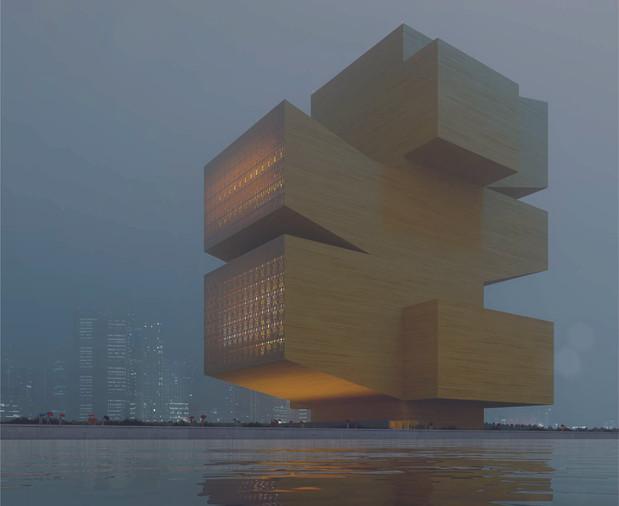 JET Shenzhen Opera House