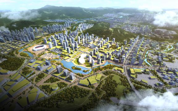 Shenshan Civic Centre