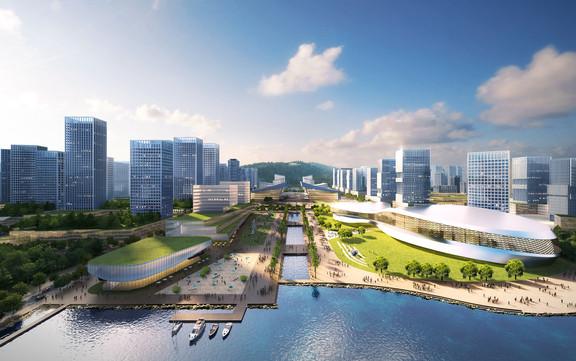 Shenshan View of Cultural District