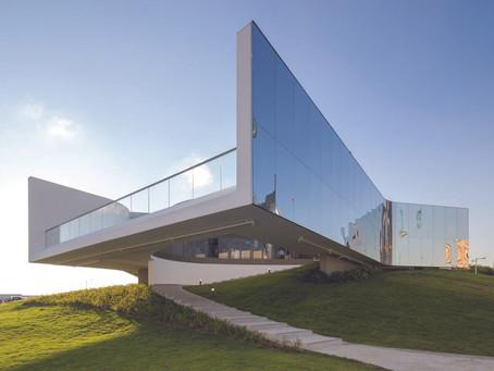 M+ Pavilion: Mirror Image