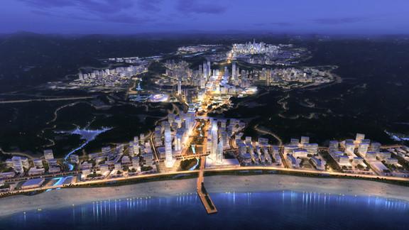 Shenshan View of Waterfront