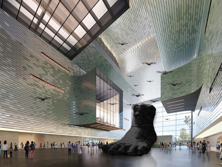 """Finalist: Shenzhen Museum of Science and Technology Exhibition Design for """"The Foot"""""""