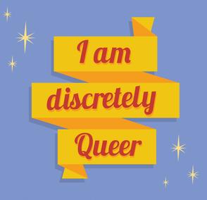 Discretely Queer (2017)