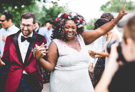 Philly With a Twist Philadelphia Pennsylvania Wedding