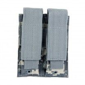 VISM® by NcSTAR® DOUBLE PISTOL MAG POUCH/DIGITAL CAMO